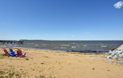 Chesapeake-Bay-waterfront-community-beach