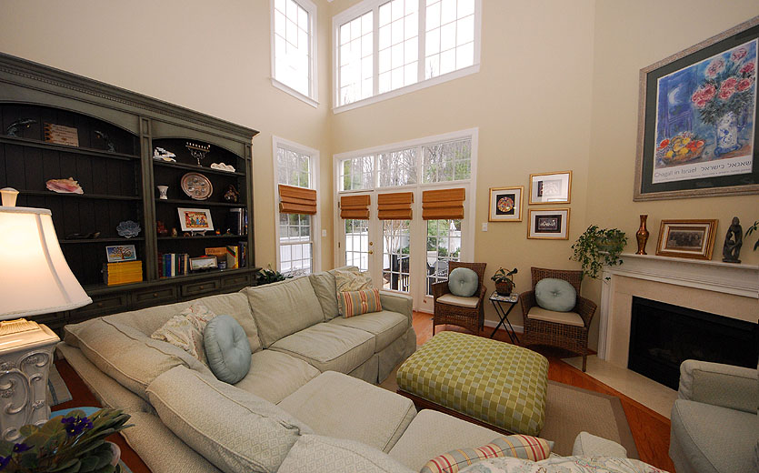Kingsport Annapolis Maryland Living Room 3