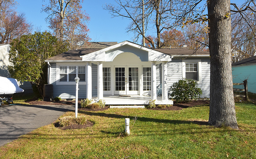 Welcome to your new home -- 3323 Arundel on the Bay Road in Annapolis!