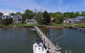 Welcome to 3667 First Ave, Selby Bay waterfront with views to the South River