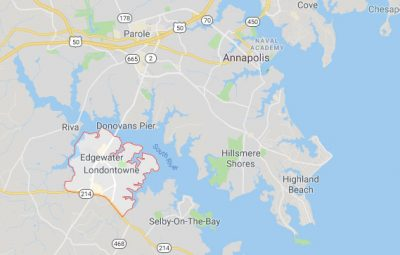 Waterfront Communities in Edgewater, MD