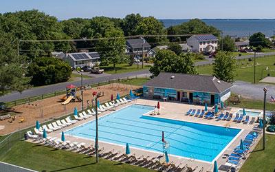 cloverfields pool