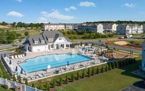 Ellendale community Pool